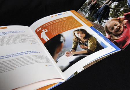EDF publication