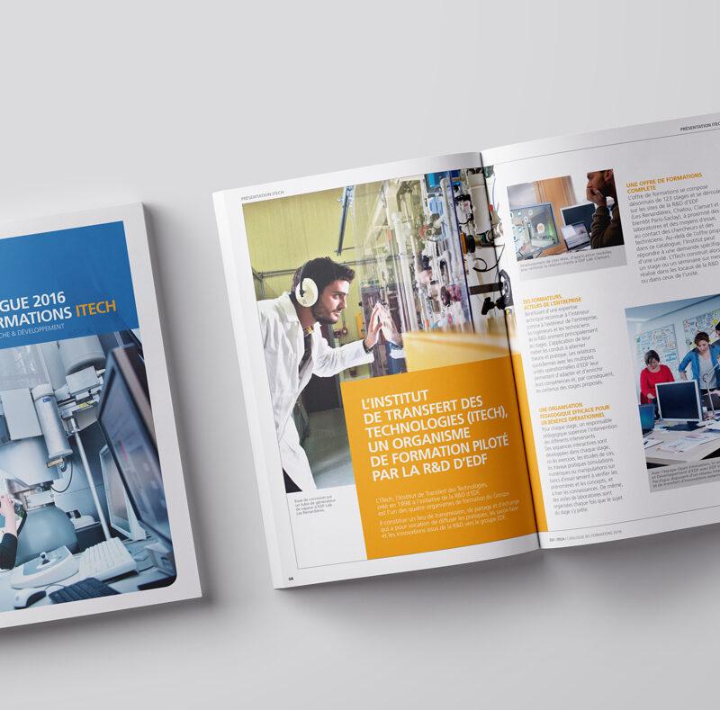 EDF publications