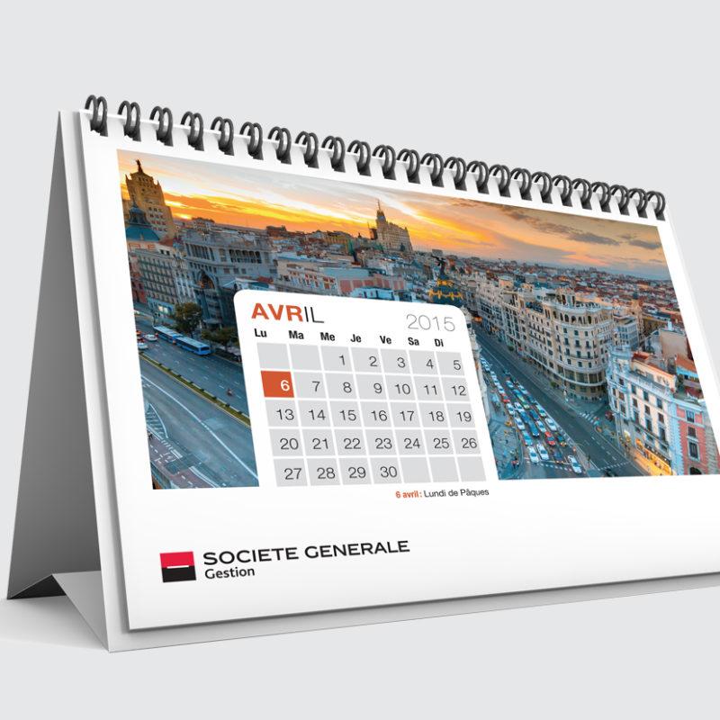 communication Société Générale Gestion